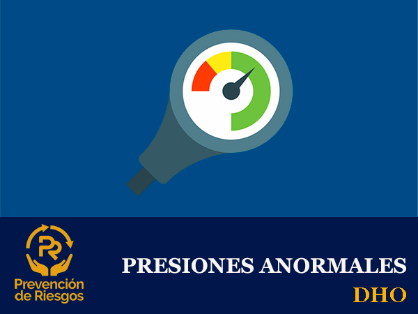 Presiones Anormales